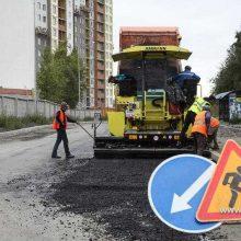 Администрация Первоуральска запустила интерактивную карту ремонта дорог