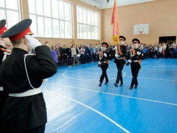 В Первоуральске кадеты отметили «профессиональный» праздник