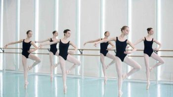 Академия танца Бориса Эйфмана проведет выездной просмотр талантливых детей в Первоуральске