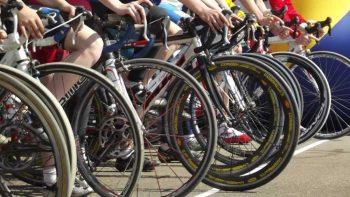 Первоуральцы приняли участие в вело-квесте