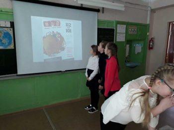 Открытый урок по пожарной безопасности в МАОУ СОШ №3