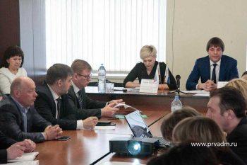 В Первоуральске обсудили возможности повышение доходности местных бюджетов