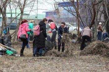 #ДавайтеПриберемПВК: В Первоуральске стартовала глобальная уборка