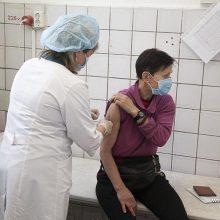 В Первоуральске прививки от COVID-19 начали ставить в поликлинике №2