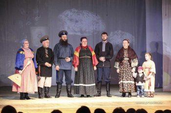 В Первоуральске вновь проходит фестиваль казачьей культуры