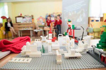 В Первоуральске стартовал WorldSkills для малышей или творчество без границ