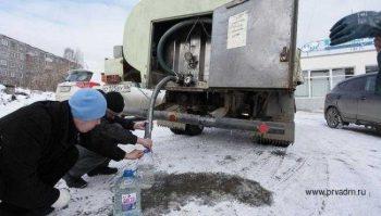 Подвоз воды и открытие колонок – в Первоуральске началась подготовка к паводковому периоду