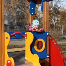 В проект «Формирования современной городской среды» на 2018 год вошли шесть дворов Первоуральска