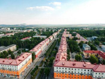 Правительство региона поддержало инициативу о присвоении Первоуральску почетного звания Российской Федерации «Город трудовой доблести»