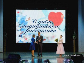 Игорь Кабец поздравил работников здравоохранения с профессиональным праздником