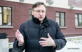 Секретарь Общественной палаты Свердловской области Сергей Полыганов посетил Первоуральск