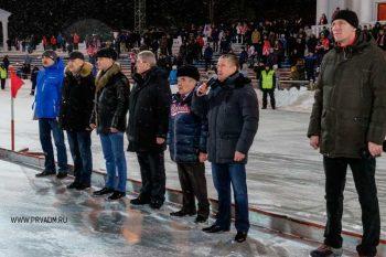 Валерий Хорев открыл чемпионат России