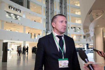 Валерий Хорев принял участие в форуме «Города России — 2030»