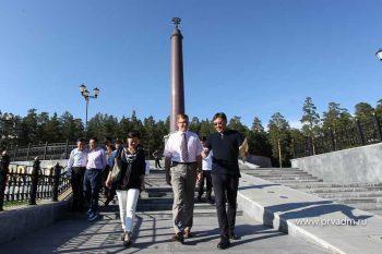 Делегация провинции Хэйлунцзян посетила Первоуральск