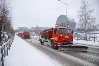 Новогодние каникулы в Первоуральске прошли без серьезных коммунальных аварий