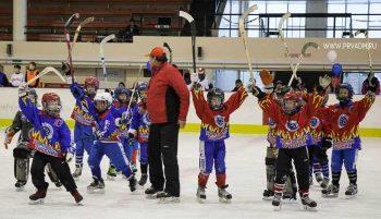 Первоуральские хоккеисты стали чемпионами России