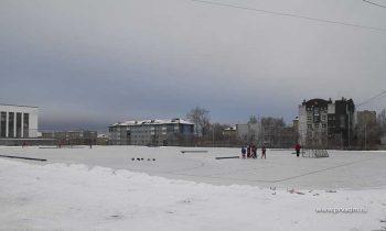 Малое поле стадиона «Уральский трубник» готово к проведению областных и всероссийских турниров