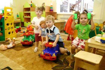В Первоуральске завершилось распределение мест в детских садах