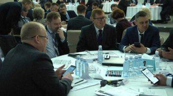 Глава Первоуральска Игорь Кабец принял участие в совете глав нового формата