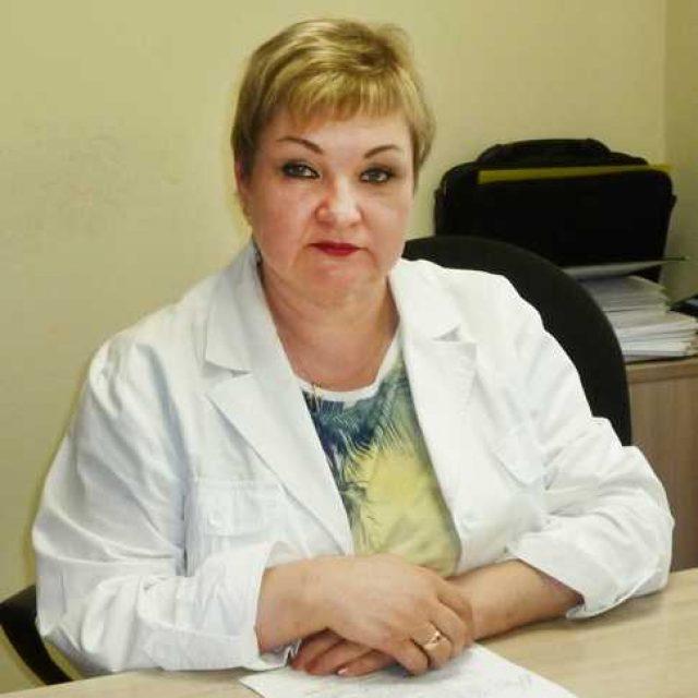 Балдина Ирина Александровна