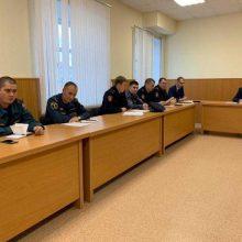 Антитеррористическая комиссия Первоуральска обсудила вопрос безопасности в преддверии сентябрьских мероприятий