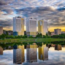 В Первоуральске установят 8 новых остановочных комплекса