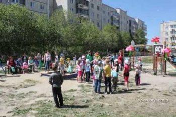 Депутаты расцветили начало летних каникул яркими красками