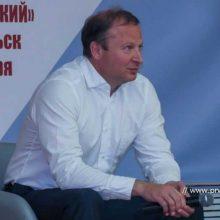 На форуме «Евразия 2014» на «Встрече без галстуков» политики поделились своими секретами