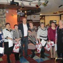 Рождественская встреча председателей уличных комитетов