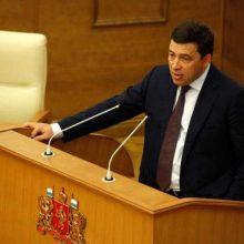 Евгений Куйвашев держит на личном контроле ситуацию по всем проблемным строительным площадкам региона
