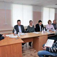 Очередной прием жителей прошел в Новоалексеевском