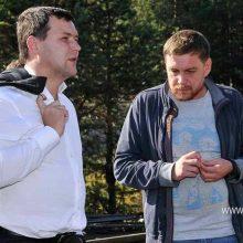 Состоялось выездное совещание по вопросу строительства лыжной базы