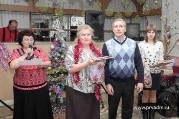 Валерий Хорев поблагодарил председателей уличных комитетов