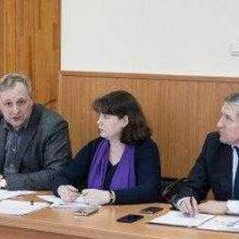 В администрации города состоялось заседание противопаводковой комиссии
