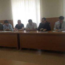 Состоялось заседание комиссии по профилактике экстремизма