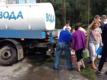Обновлен график подвоза питьевой воды в отдельные районы Первоуральска