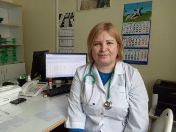 Губернатор наградил первоуральского врача-педиатра Ольгу Сухих за вклад в развитие здравоохранения