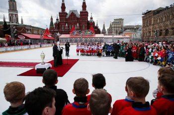 Юный «трубник» сегодня сыграет на Красной площади
