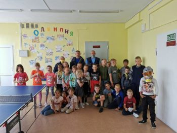 Открытый урок в МБОУ-НШ-ДС-17 д. Крылосово г. Первоуральска