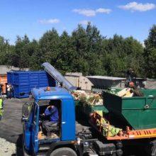 На первоуральском заводе ТБО открыли станцию дробления крупногабаритных отходов, что позволит снизить нагрузку на окружающую среду