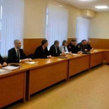 В Администрации Первоуральска прошло заседание антитеррористической комиссии городского округа