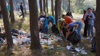 Акция Всероссийский экологический субботник «Зеленая Россия» стартовала в Первоуральске