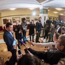 Евгений Куйвашев назвал большой ответственностью доверие, оказанное ему на выборах губернатора