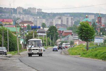 На улице Орджоникидзе в Первоуральске установят 66 новых опор освещения