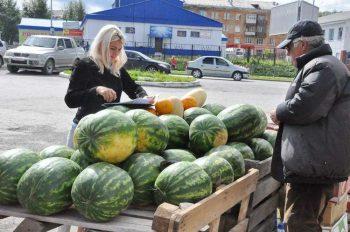 Специалисты администрации Первоуральска проинспектировали объекты уличной торговли