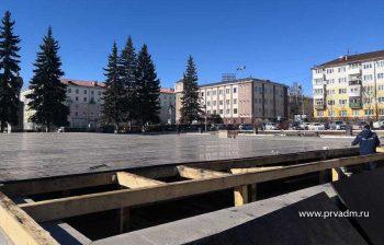 В Первоуральске скоро снова заработает фонтан