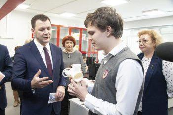 Депутат Законодательного Собрания Свердловской области Алексей Дронов вошел в состав попечительского совета фонда поддержки талантливых детей