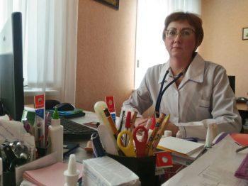 Владимир Путин наградил  врача-пульмонолога из Первоуральска Марину Привалову