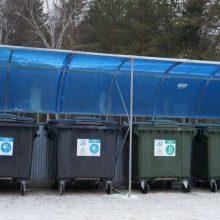 В новогодние каникулы вывозить мусор будут по прежнему графику