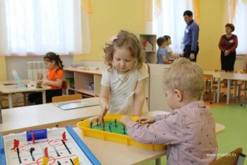 В 4 детских садах округа в этом году начнутся капитальные ремонты